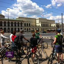 Warsaw Bike Tour
