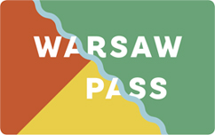 Warsaw Sighseeing Pass - Card logo